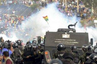 """Bolivia: acusan al actual gobierno de """"cometer una masacre tras el golpe"""""""