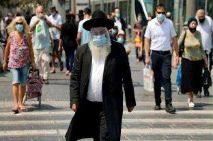 Israel se reconfina tras una fuerte segunda ola de coronavirus