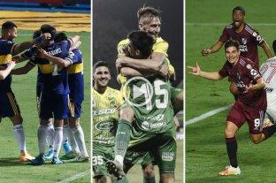 Video: Todos los goles de la Copa Libertadores de este jueves -  -