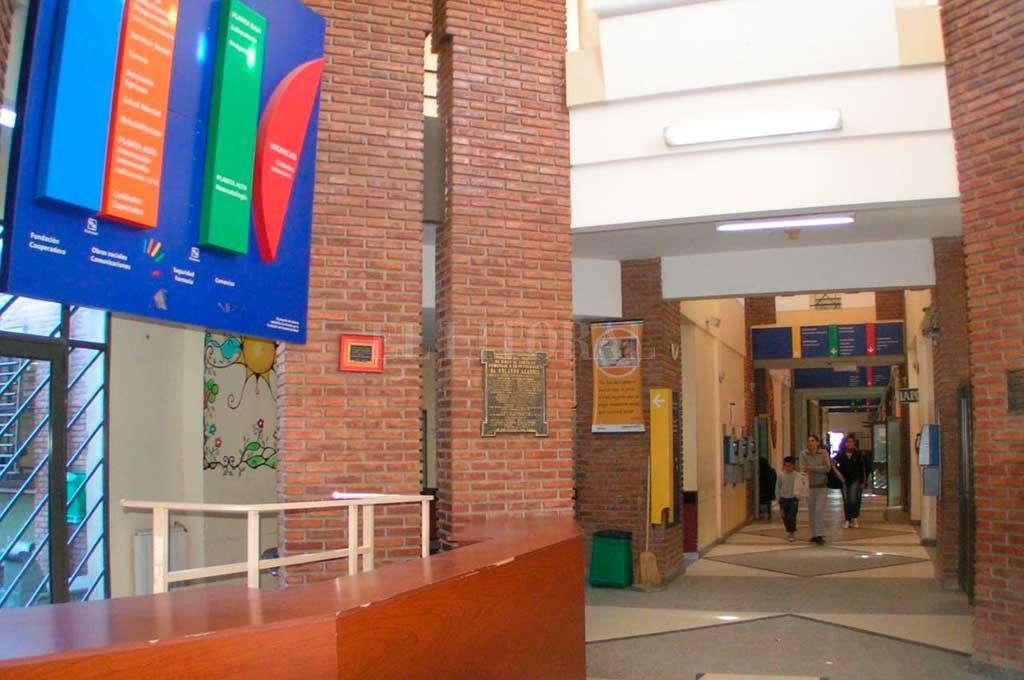 El chico fue asistido en el hospital de niños con dos heridas de arma de fuego Crédito: Archivo El Litoral