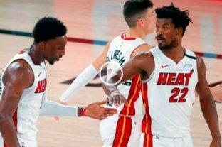 Miami Heat a paso firme: venció a Boston y puso la serie 2-0