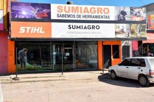 Sumiagro crece y suma una nueva sucursal en Santo Tomé -  -