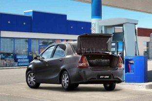 Toyota Argentina dio más detalles del nuevo Etios Sedán GNC