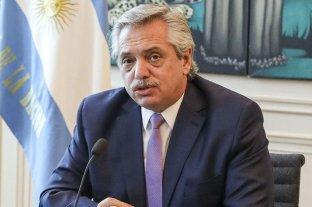 El presidente anunció que se blanquearán todos los ingresos de las fuerzas de seguridad