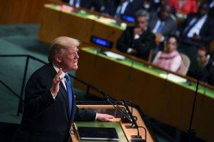 Trump finalmente no hablará en persona ante la Asamblea General de la ONU