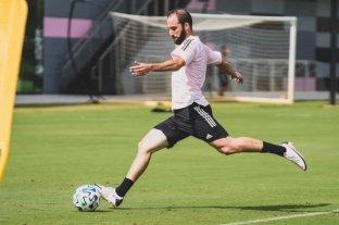 """""""Creo que será una hermosa experiencia en mi vida"""", dijo Higuaín tras ser presentado en la MLS"""
