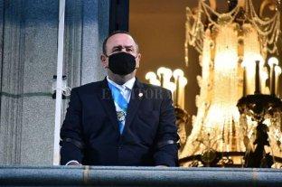 El Presidente de Guatemala tiene coronavirus