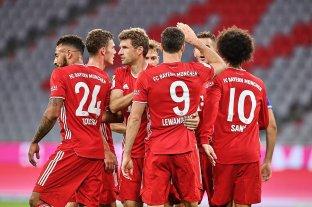 Bayern Múnich goleó 8 a 0 a Schalke 04 en el inicio de la Bundesliga