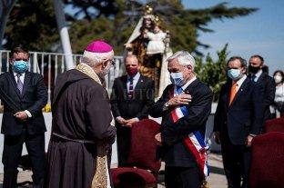 Pandemia y alusiones al plebiscito: los temas del tedeum de las Fiestas Patrias en Chile