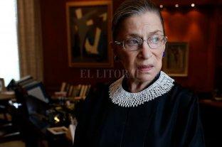 Estados Unidos: falleció Ruth Bader Ginsburg, histórica jueza de la Corte Suprema -  -