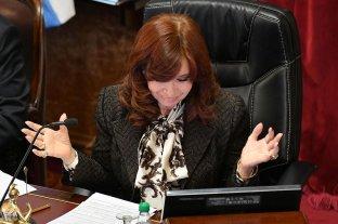 Cristina va por la procuración