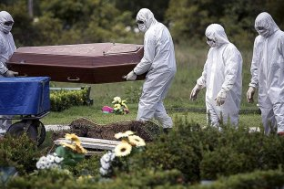Son casi 950 mil los muertos por el coronavirus en el mundo