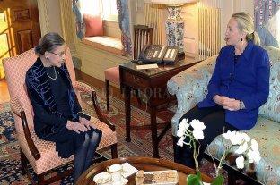EEUU: la política despide a la histórica jueza Ruth Bader Ginsburg