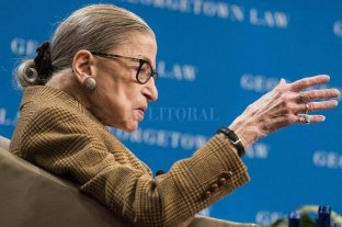 Ruth Bader Ginsburg, la jueza del curriculum vitae asombroso
