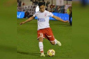 El jugador Walter Pérez fue liberado luego de ocho meses