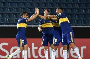 Cuentas a favor en la Libertadores