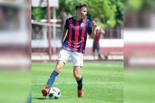 De San Carlos a Boedo:  Agustín Giay se abre camino en el fútbol de AFA