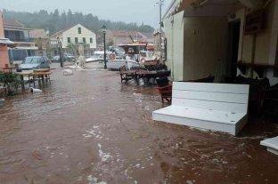 El ciclón Ianós dejó un muerto y dos desaparecidos en Grecia