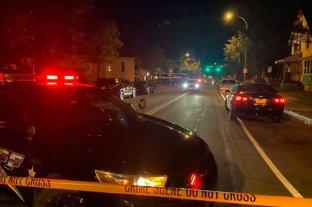 Tiroteo en una fiesta en Estados Unidos dejó dos muertos y 14 heridos