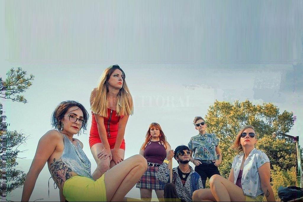 """La canción es el primer adelanto del EP del grupo, que se titulará """"Raxa Caculhá"""". Crédito: Gentileza producción"""