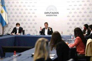"Massa: ""Hay que llevar al Parlamento y a la democracia argentina a la era digital del siglo XXI"""