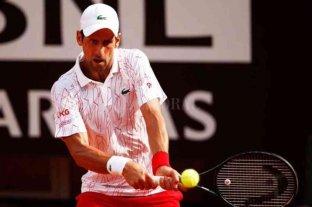 Djokovic pasó a las semifinales de Roma