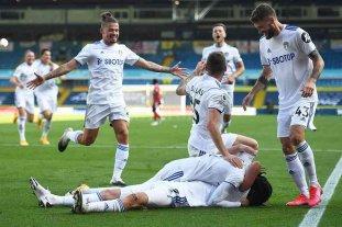 Primer triunfo del Leeds de Bielsa en otro partidazo: 4 a 3 a Fulham