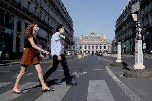 Francia confirmó un record diario de casos de coronavirus con 13.498 infectados