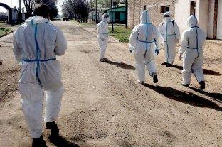 Otras 143 personas murieron y 9.276 fueron diagnosticadas con coronavirus en el país