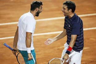Horacio Zeballos se consagró campeón en dobles en Roma y alcanzó una marca de Vilas -  -