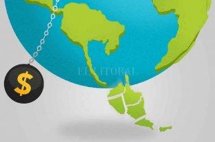 La Argentina no repone el capital que se desgasta   -  -