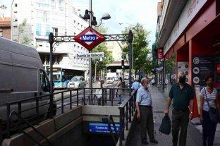 Madrid restringe la movilidad para contener el Covid-19