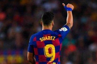 Luis Suárez acordó con Barcelona la rescisión de su contrato