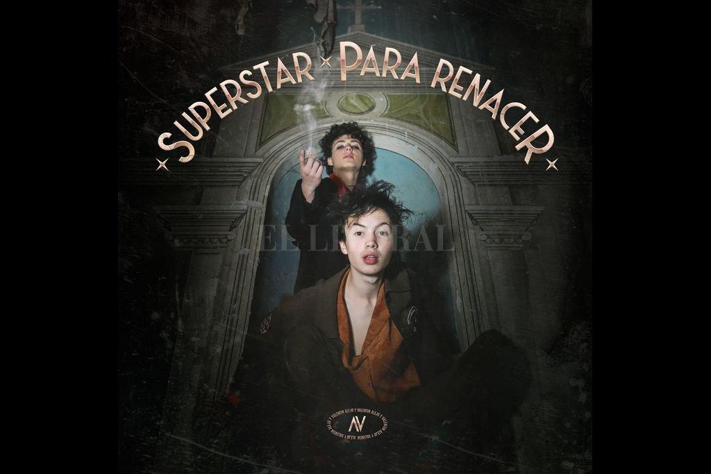 La portada del single, con fotografía de Ufo y diseño gráfico de Caro Cruz. Crédito: Gentileza producción
