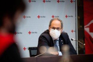 Coronavirus: El gobierno catalán recomendó no viajar a Madrid