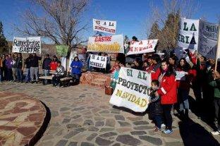 Chubut: vecinos de pequeñas poblaciones se movilizaron a favor de la minería