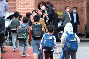 Corea del Sur reabrió sus instituciones educativas