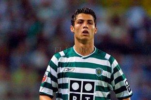 La Academia del Sporting de Lisboa llevará el nombre de Cristiano Ronaldo