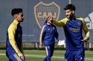 Boca recupera tres jugadores para el partido por la Libertadores