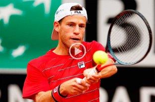 Schwartzman perdió ante Djokovic en la final del Master 1000 de Roma
