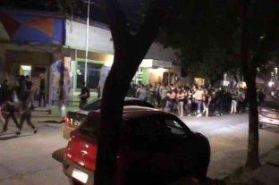 En Chajarí, cientos de jóvenes rompieron la cuarentena en la previa al Día de la Primavera  -  -