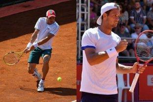 Bagnis y Ficovich ganaron en la primera ronda de la clasificación de Roland Garros