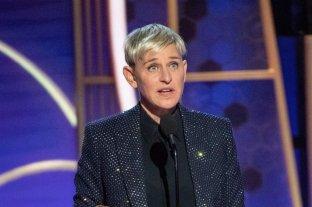 "Ellen DeGeneres: ""Asumo la responsabilidad"""