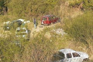 Hallaron en Santa Fe la camioneta robada a un empresario esperancino