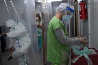 8.782 nuevos casos y récord de 429 fallecidos por coronavirus en Argentina  -  -
