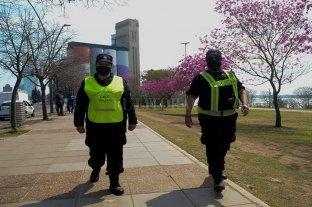 Rosario: Día de la Primavera soleado y con poco público en los parques