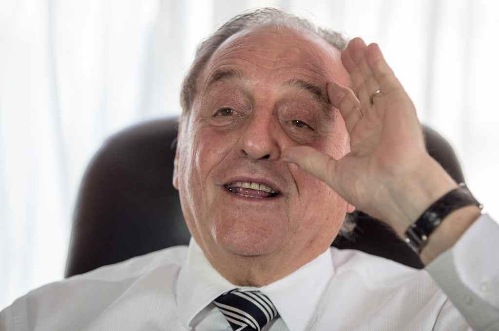 El banquero Carlos Heller, titular de la Comisión de Presupuesto y Hacienda.   Crédito: Archivo