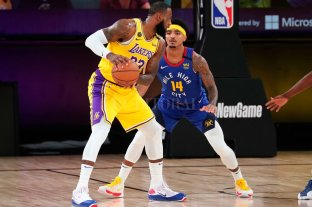 Lakers y Nuggets se enfrentan en el tercer duelo de la final de Conferencia