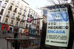 Madrid estudia ampliar el confinamiento ante el avance del coronavirus