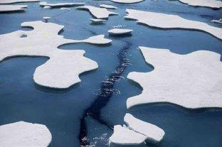 El hielo ártico tuvo su segunda menor extensión este verano